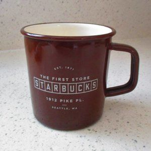 Starbucks The First Store Collectible Mug NEW